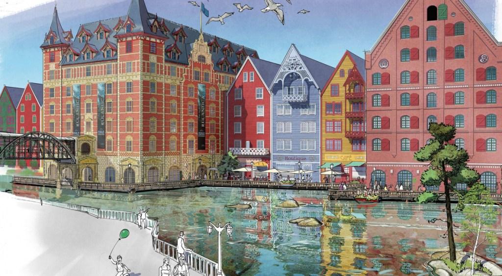 """Europa Park: il nuovo hotel """"Krønasår – The Museum Hotel"""""""