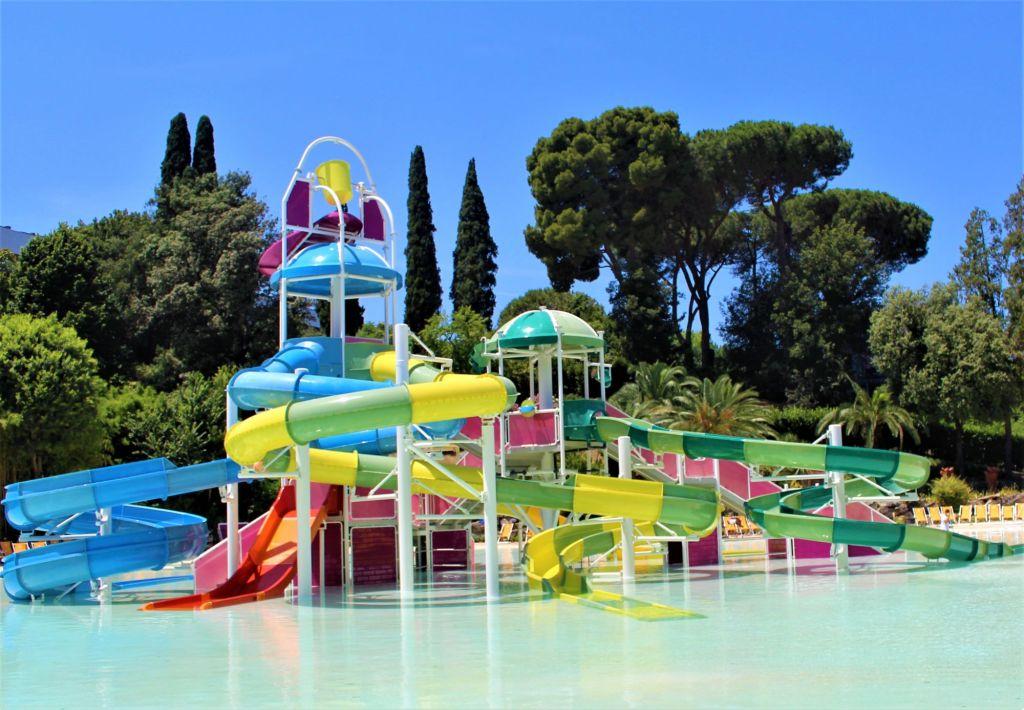 """Luneur Park: """"Splash Zone"""", la nuova area acquatica"""