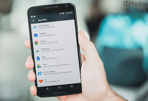 Android 6.0.1 Marshmallow App Links
