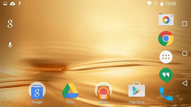 Android 6.0.1 Marshmallow Google Integration