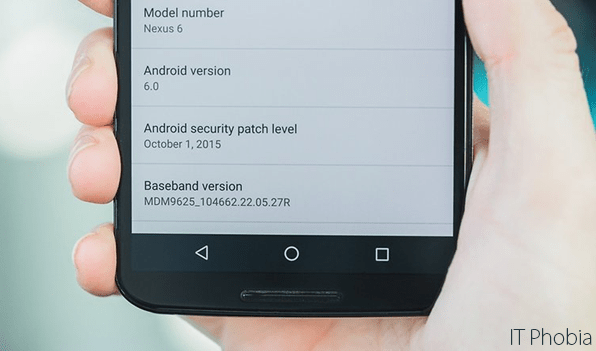 Android 6.0.1 Marshmallow Monthly Security Patches