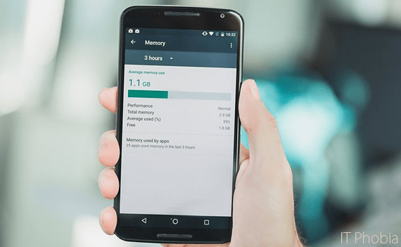 Android 6.0.1 Marshmallow RAM Manager