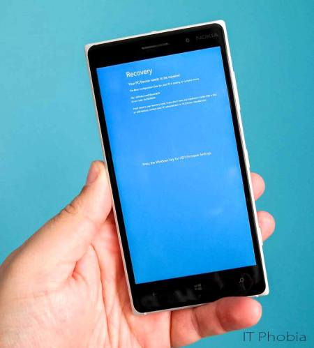 windows phone pros and cons death blue screen