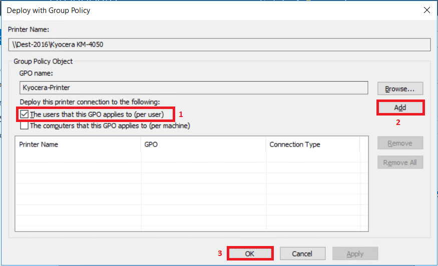 Migrate Printer Shares from SBS to Windows Server 2016 – ITProMentor