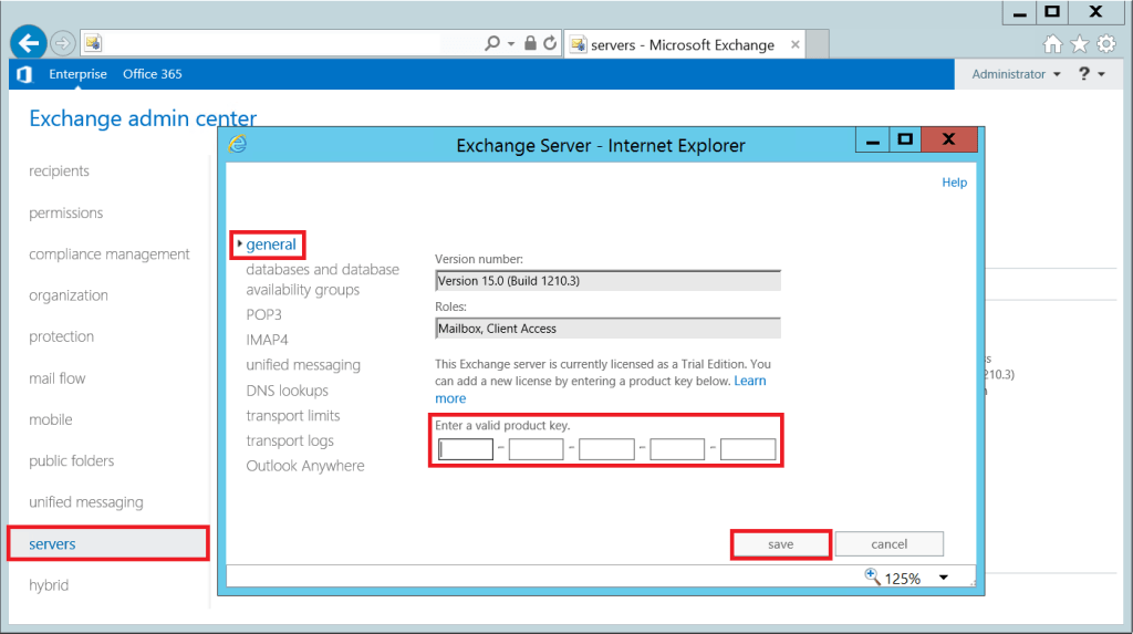 Step-by-Step: How to upgrade a Legacy Hybrid Exchange Server