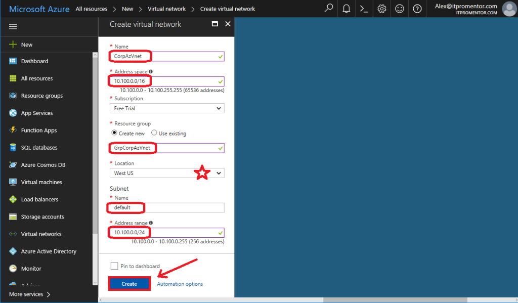 Tutorial: How to Setup a Site-to-Site VPN between an Azure