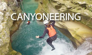 canyoneering - i travel rox