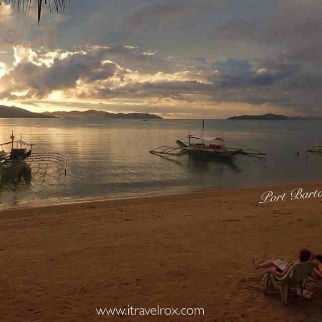 sunset portBarton palawan philippines itravelrox itravelroxpalawan June2017 noedits nofilter olympustoughhellip