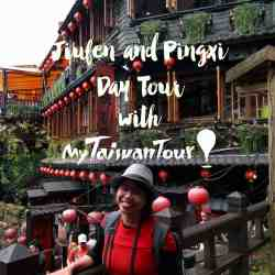jiufen pingxi day tour