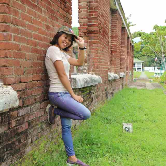 The swag pose photoshoot at Iwahig Prison Farm in PuertoPrincesahellip