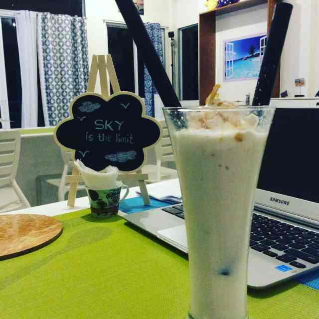 My favorite cafe in Puerto Princesa Palawan with its firsthellip