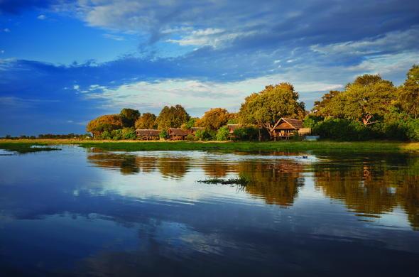 Khwai River Lodge Moremi Game Reserve Botswana Game Lodges