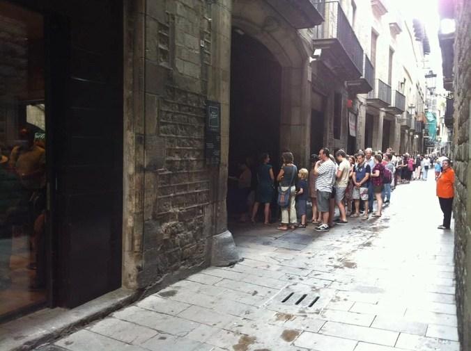 Picasso Museum - Barcelona