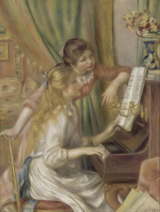 Pierre Auguste Renoir artworks