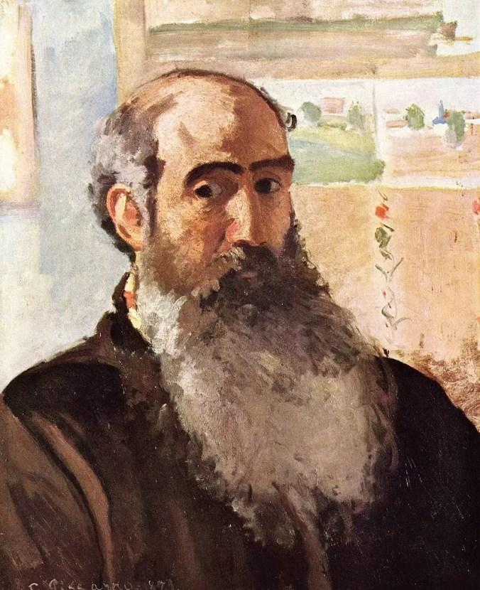 Camille Pissarro Self Portrait