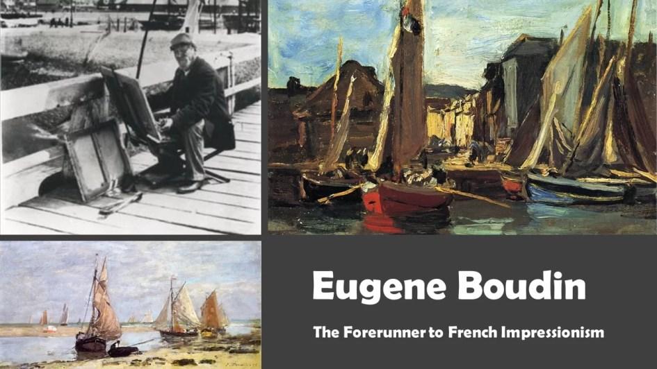 En Plein Air Painting & Eugene Boudin