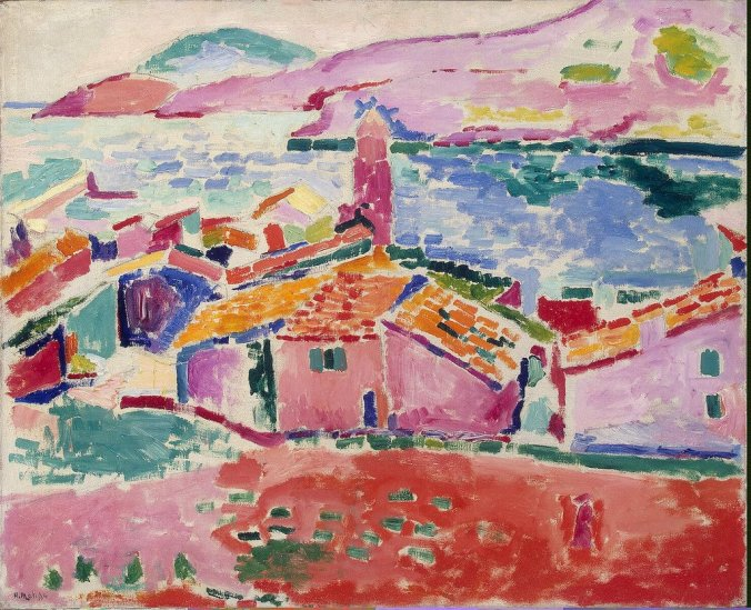 Henri Matisse Paintings - Fauvism Art