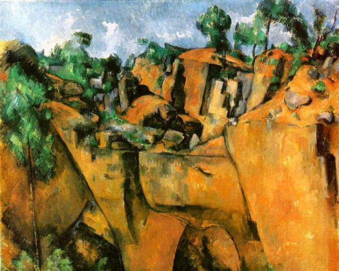 Paul Cezanne art