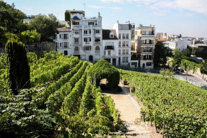 Travelling in Paris - Montmartre