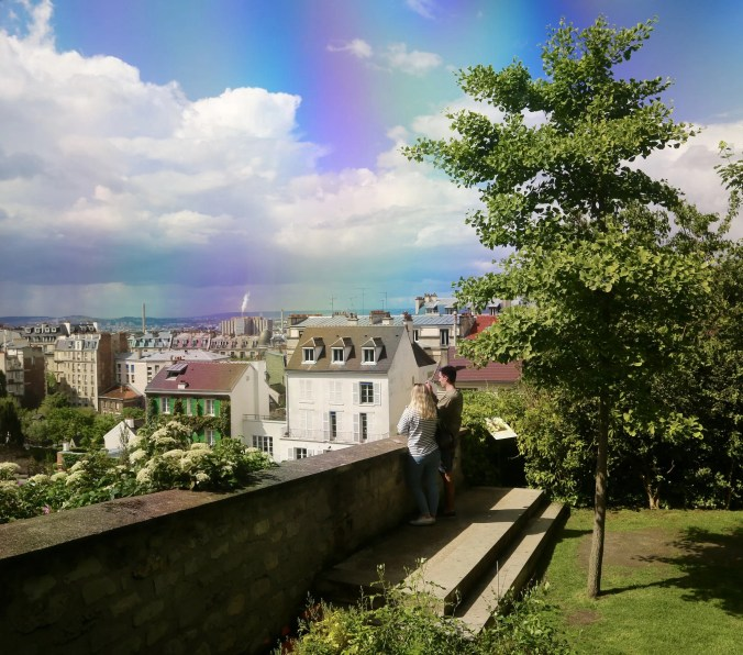 Paris - Montmartre views