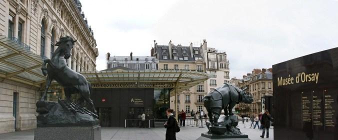 D'Orsay Museum in Paris