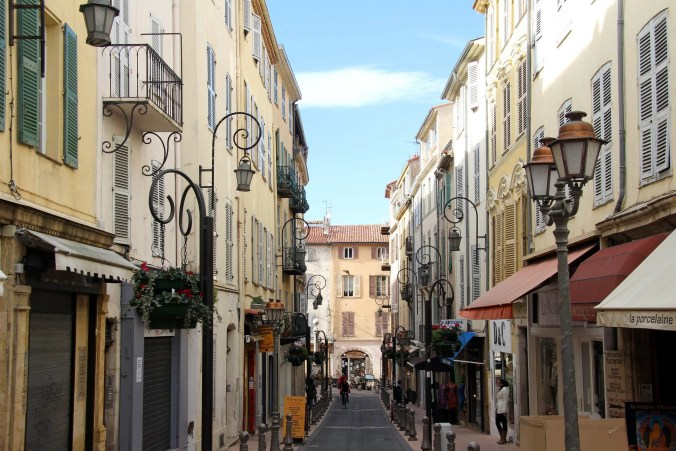 Antibes Old Town / Travel French Riviera