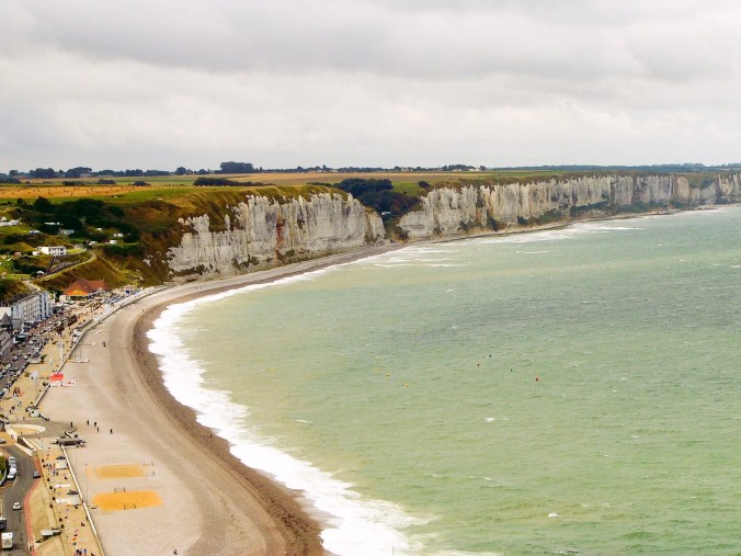 The Alabaster Coast - Fecamp beach - Normandy tourism