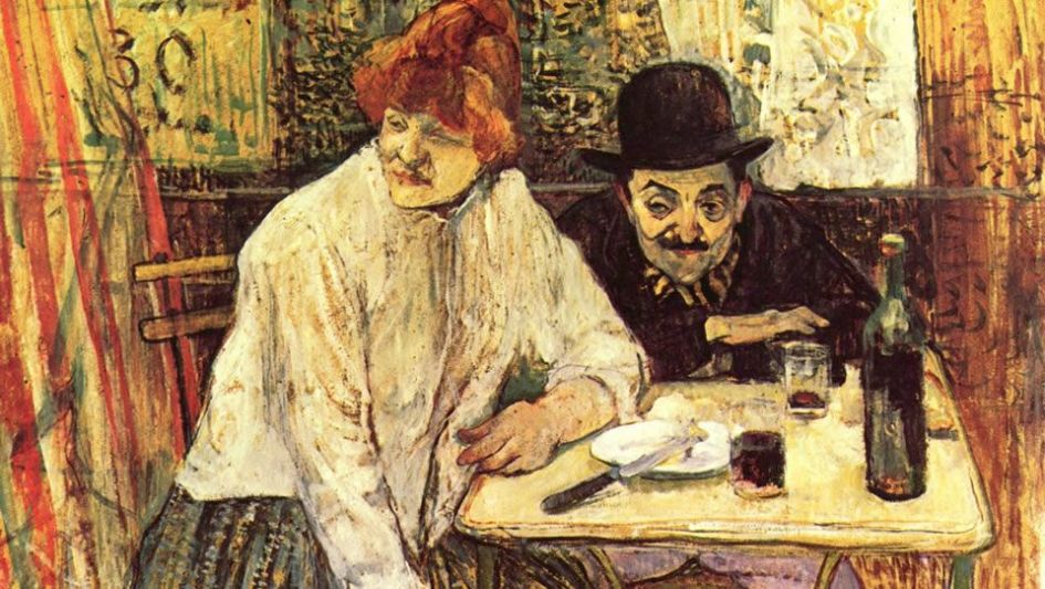 Toulouse-Lautrec paintings