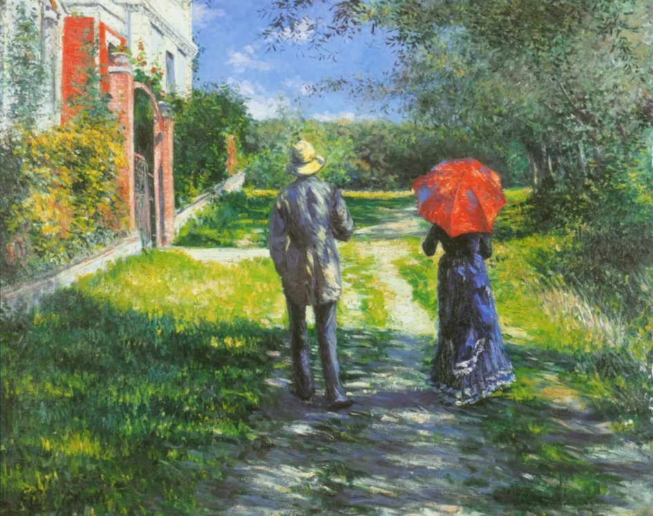 Gustave Caillebotte - French Painter and Impressionist
