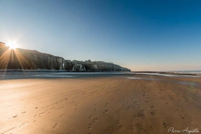 Varengeville-sur-Mer Beach