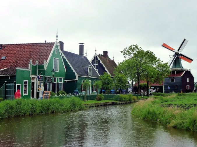 Photo of Zaanse Schans