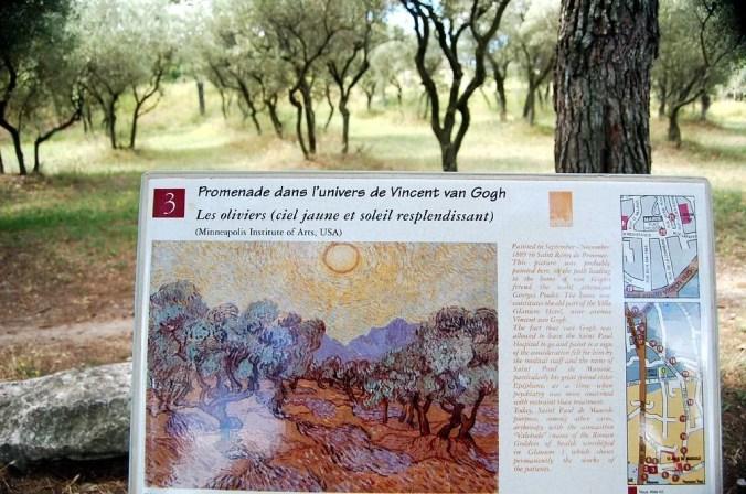 3 days in Provence - The Van Gogh trail in Saint-Rémy