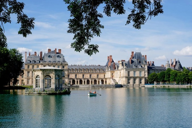 Chateau de Fontainebleau  - History of the Kings and Queens