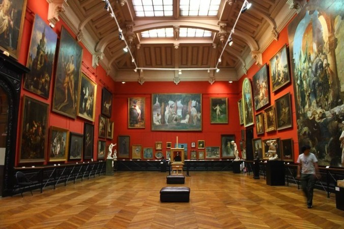 Travel Toulouse -  Musee des Augustins