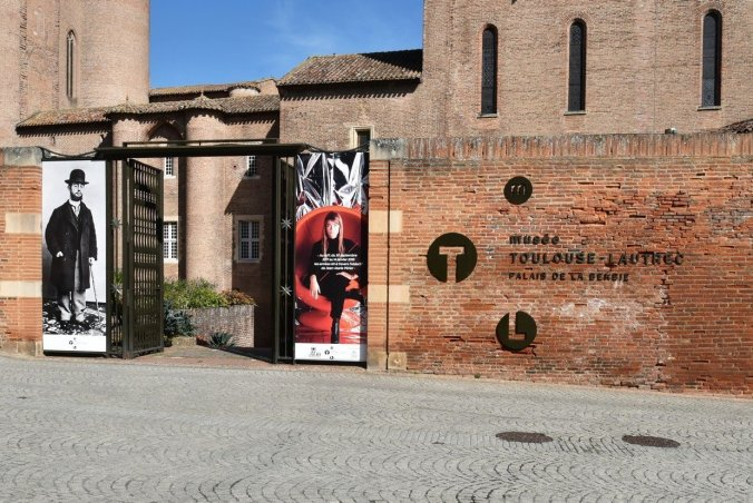 Musee Toulouse Lautrec, Albi