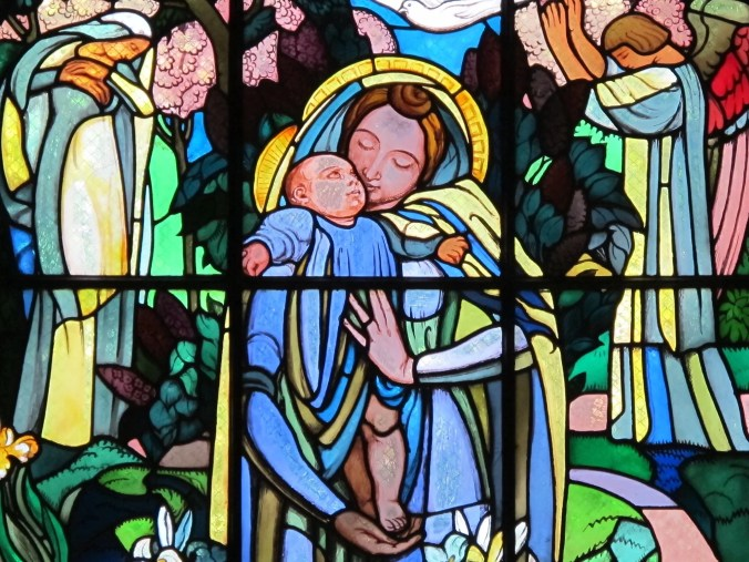 Maurice Denis Stained Glass Windows