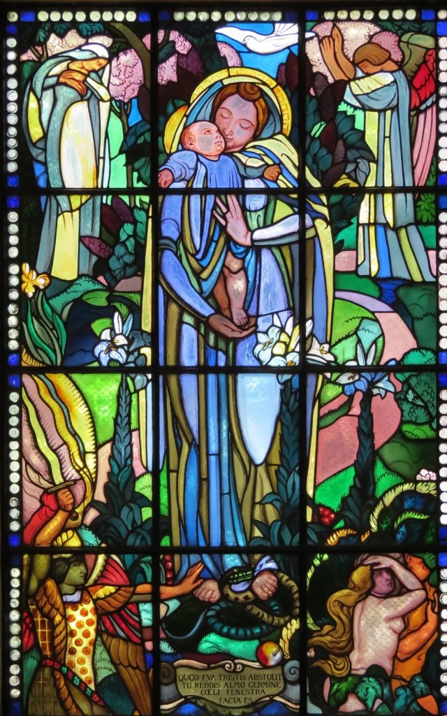 Maurice Denis Stained-glass artworks - © All rights reserved by Grégoire Breault