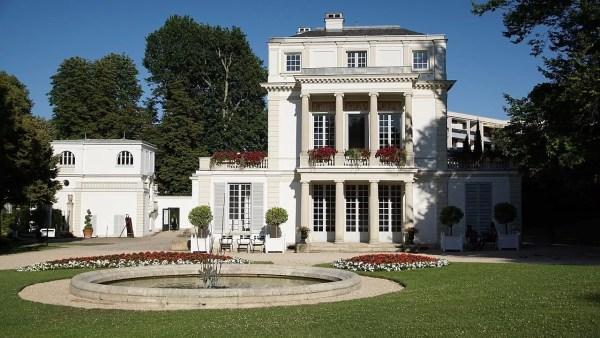 Caillebotte Mansion in Yerres
