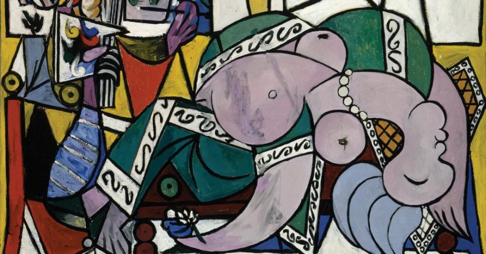 Pablo Picasso Famous Paintings