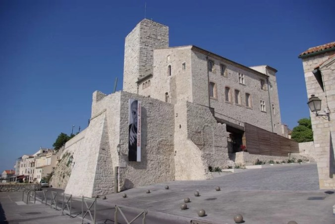 Musee Picasso Antibes