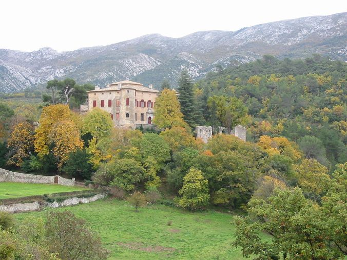 Pablo Picasso's Chateau in  Vauvenargues