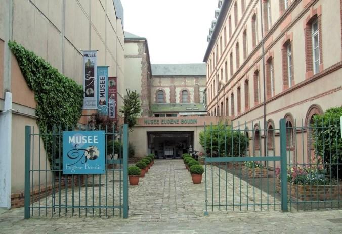 Eugene Boudin Museum, Honfleur