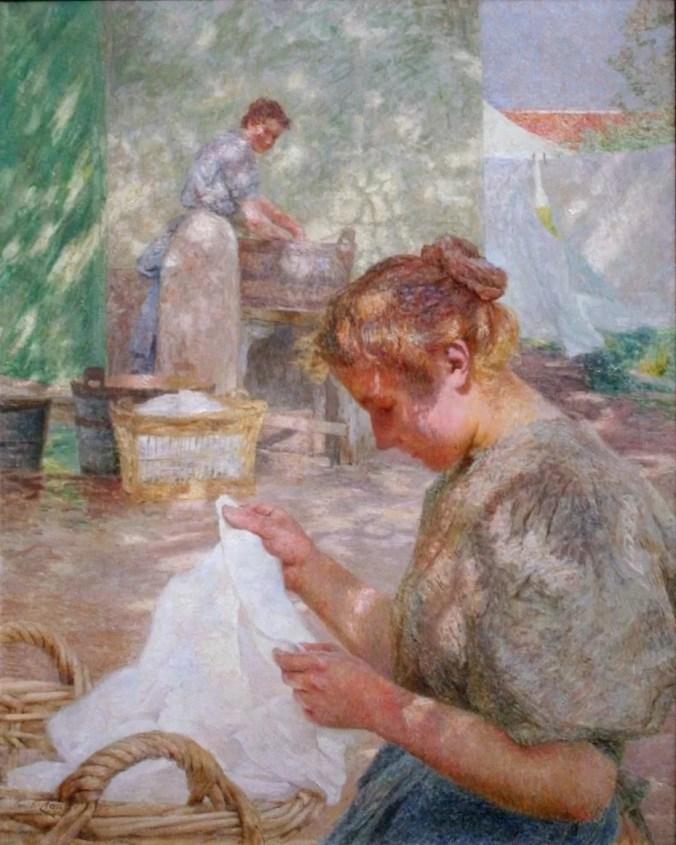 Emile Claus Painting