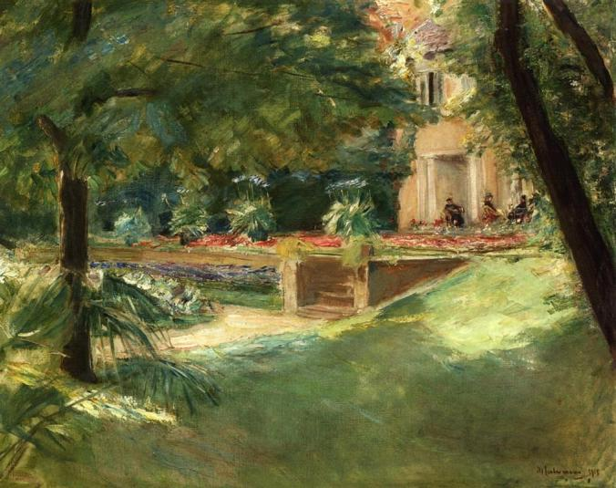 Max  Liebermann  painting
