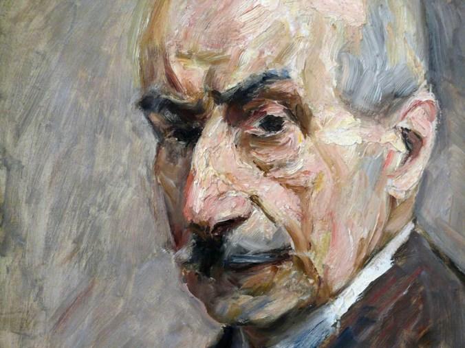 Max Liebermann - Self Portrait