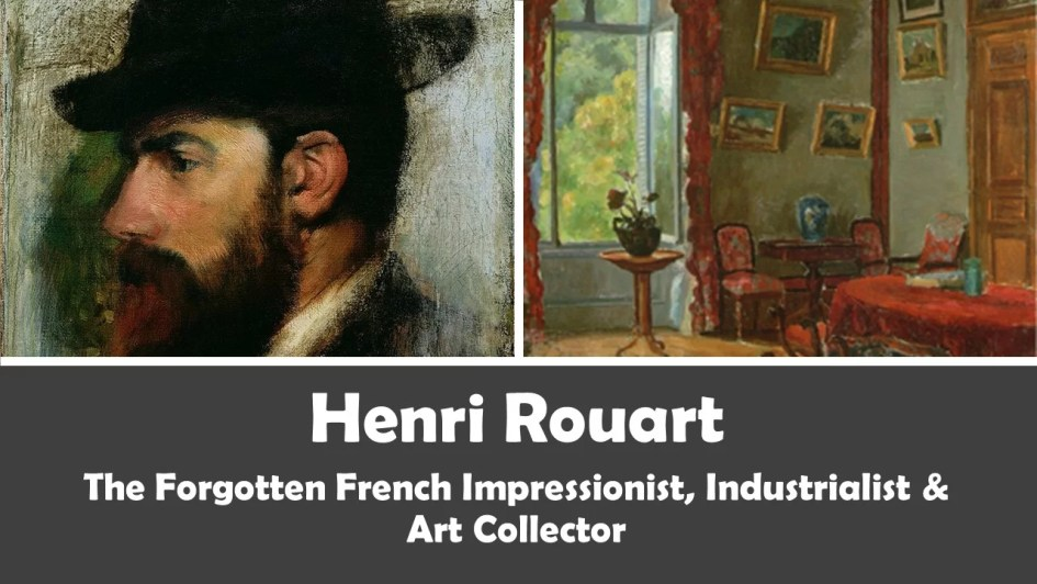 Henri Rouart the French Impressionist