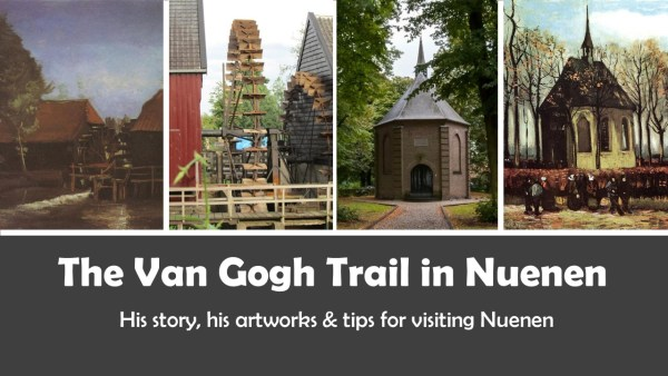 Van Gogh Artworks & Nuenen