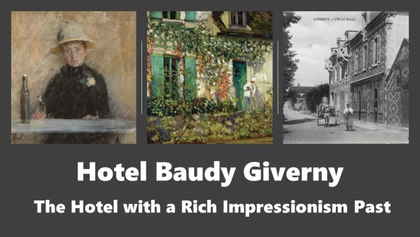 Hotel Baudy Giverny