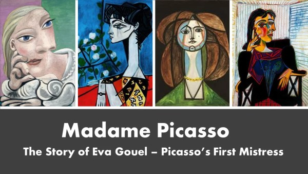 Madame Picasso - The story of Eva Gouel