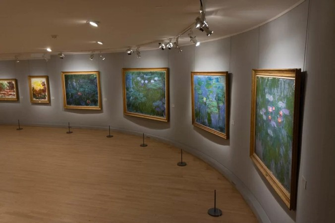 Claude Monet Collection at the Marmottan Monet Museum